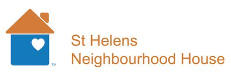 St Helens Neighbourhood House Logo