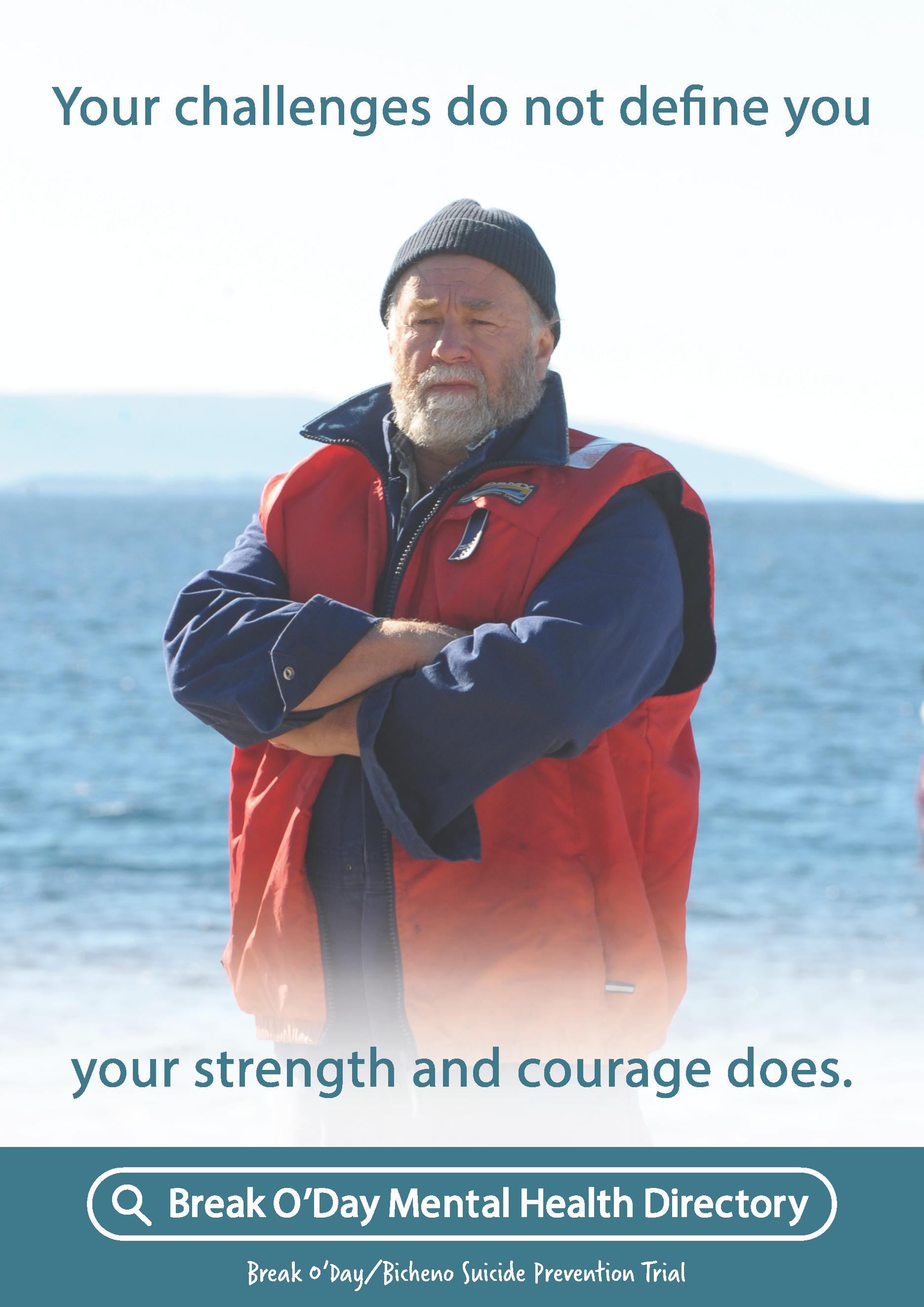 Seek Help  -  Reduce Stigma